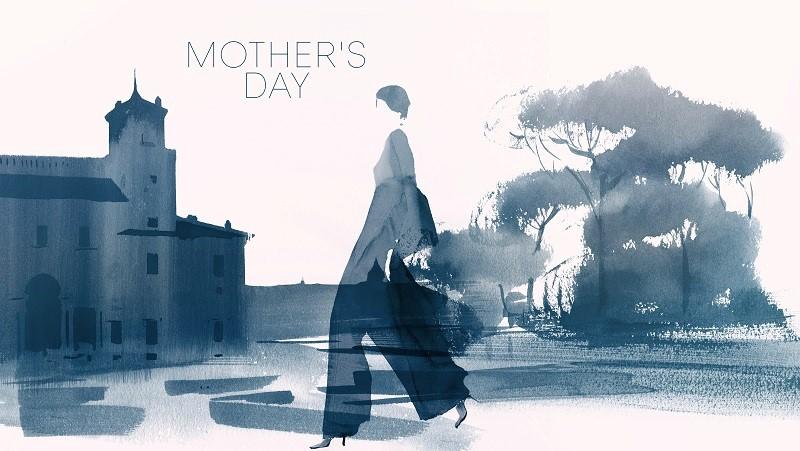 Longines s'associe avec l'artiste Aurore de la Morinerie pour célébrer les mamans
