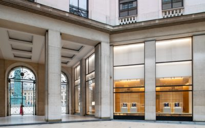 Grand Seiko ouvre sa première boutique Place Vendôme à Paris