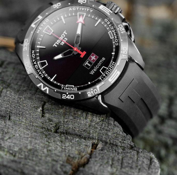 Swatch va présenter sa première montre connectée