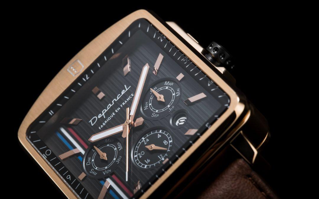 DEPANCEL, la start-up qui met à l'honneur la belle horlogerie mécanique et le savoir-faire français.