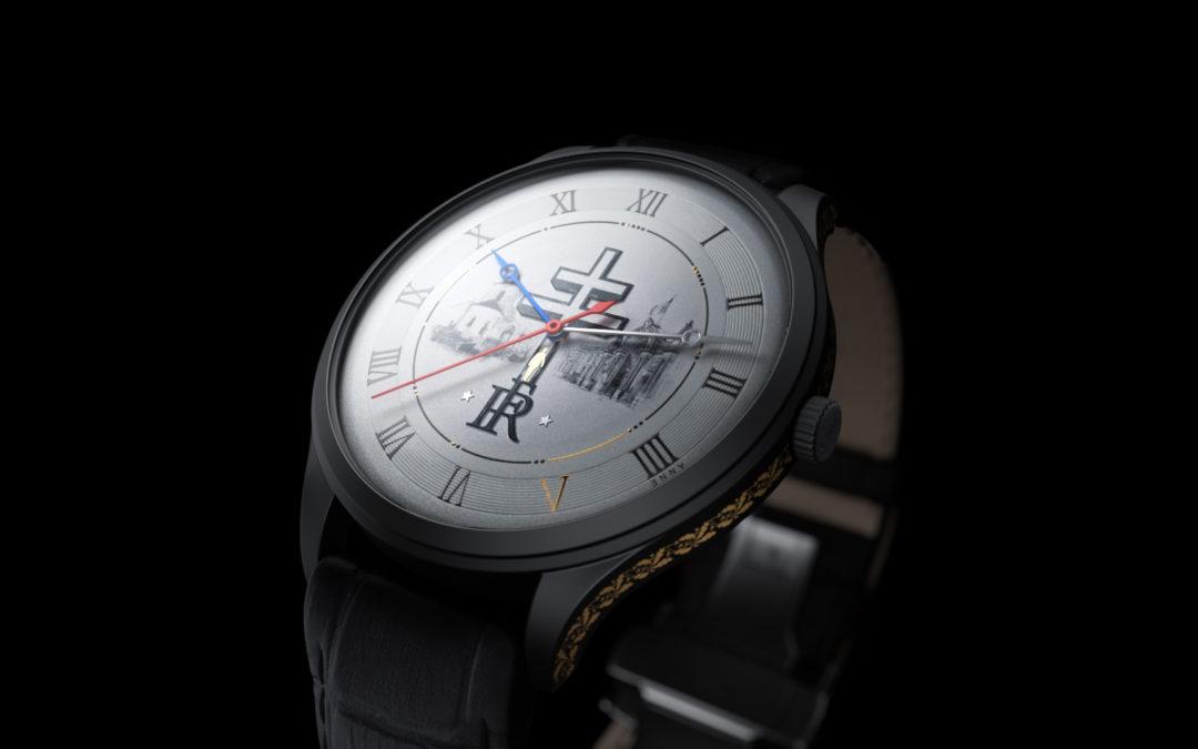 «CDG 1970» : une montre unique à la mémoire du Général de Gaulle