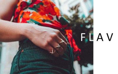 FLAV by Flavie Paris : marque de joaillerie de luxe bio-écolo 100% française