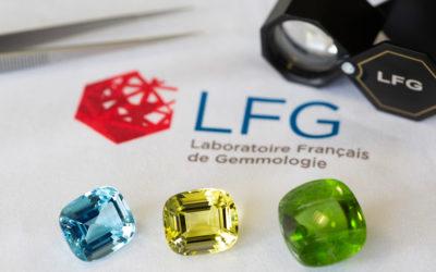 COFRAC : une troisième certification pour le Laboratoire Français de Gemmologie :
