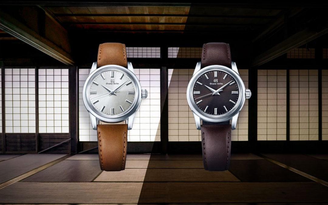 Grand Seiko, deux montres de l'ombre et de la lumière